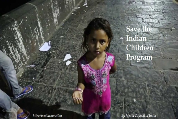 Save the Indian Children