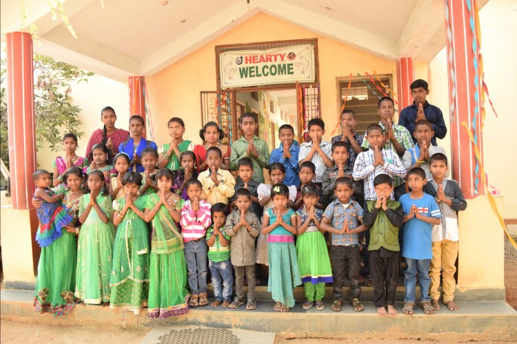 Help to give life to HIV infected orphan children