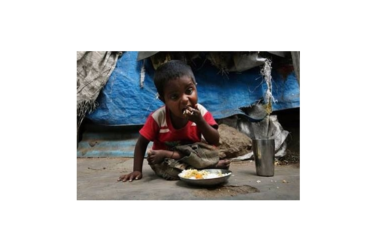 Help CRY to bring back health to malnourished children.