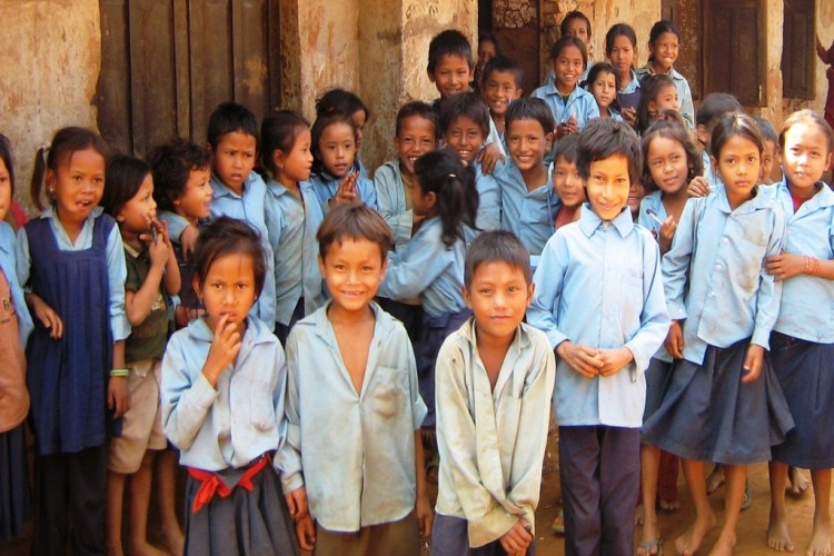 Need fund for our school for my village children, We need your Love and contribution!