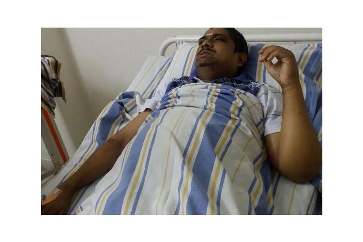 Help Fund for Mr.Thiyagarajan Liver Transplantation