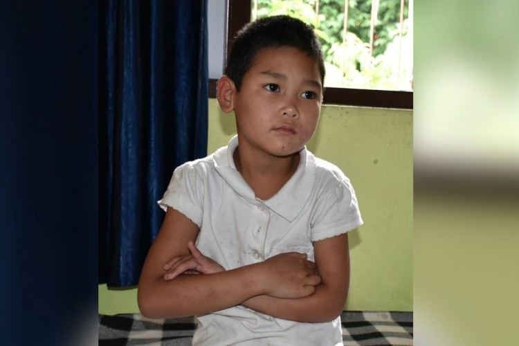 Help 7-year old Punal Lepcha to fight Cerebral Palsy