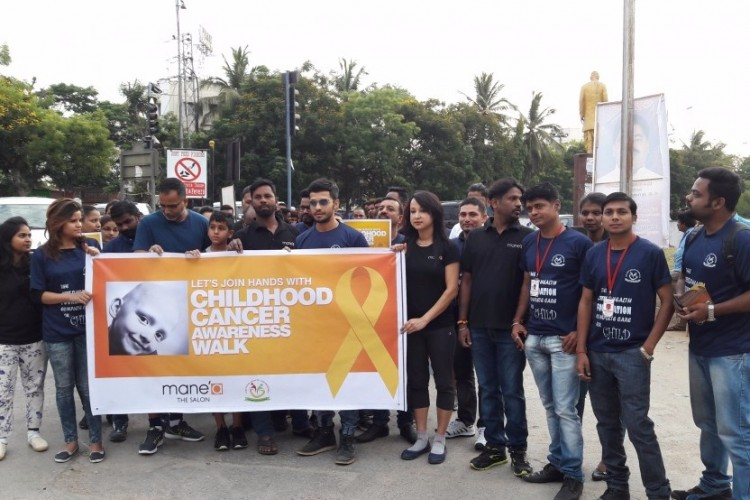 Help My NGO  To  Raise funds for Childhood Cancer