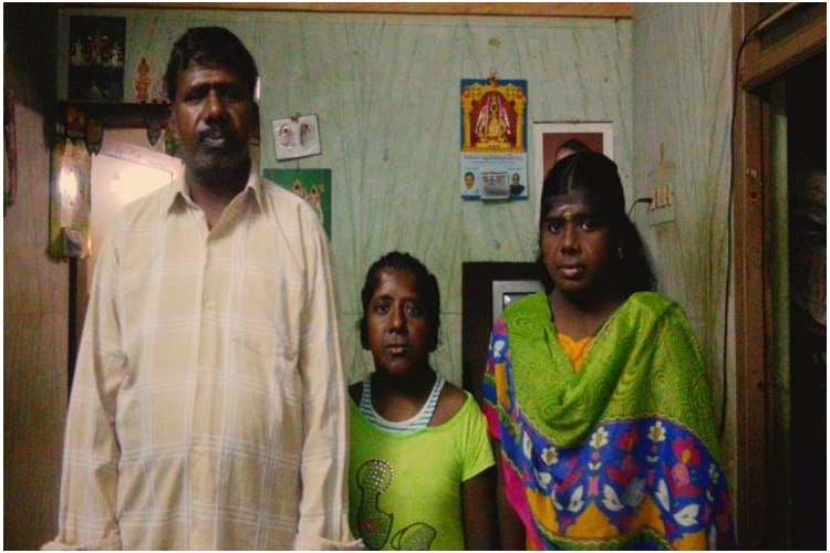Help to education for Physically Handicapped Girl