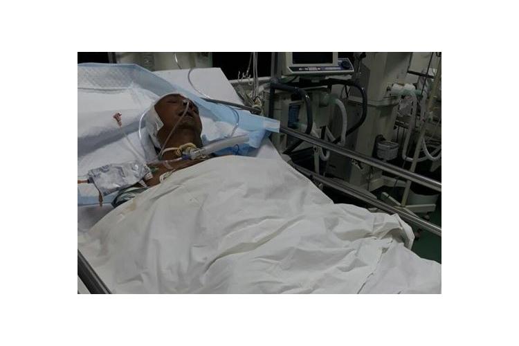 Help Mahtoji Battle Brain Haemorrhage