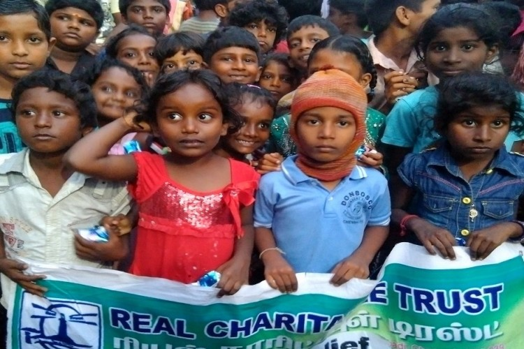 Help slum and rural Childrens for their Education