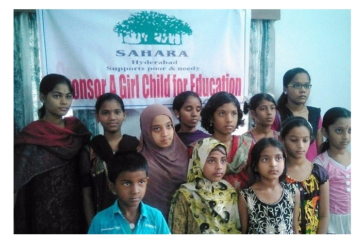 Sponsor Poor Girl children to continue school Education