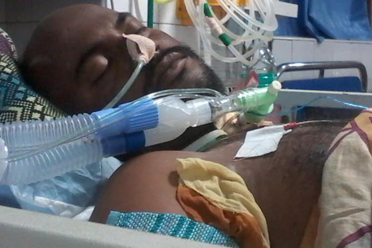 Help fund saravana coma critical position operation