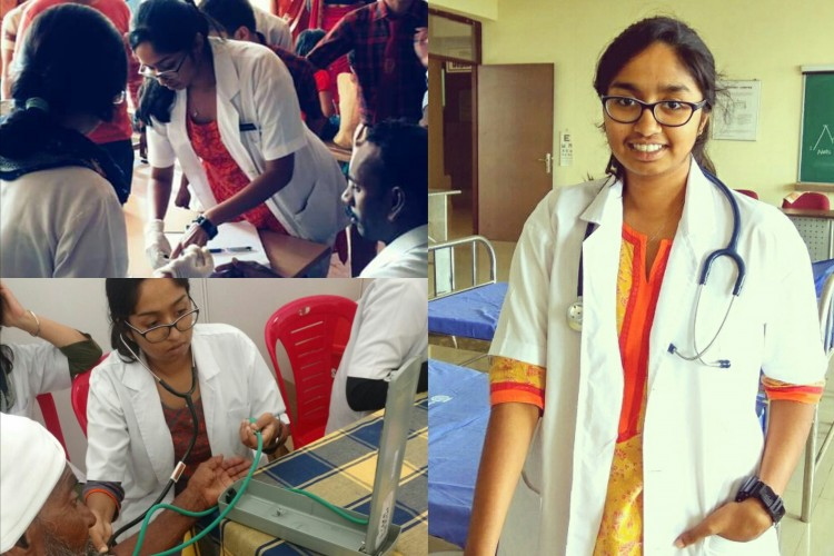 Help me raise funds to complete my MBBS course-Akhila