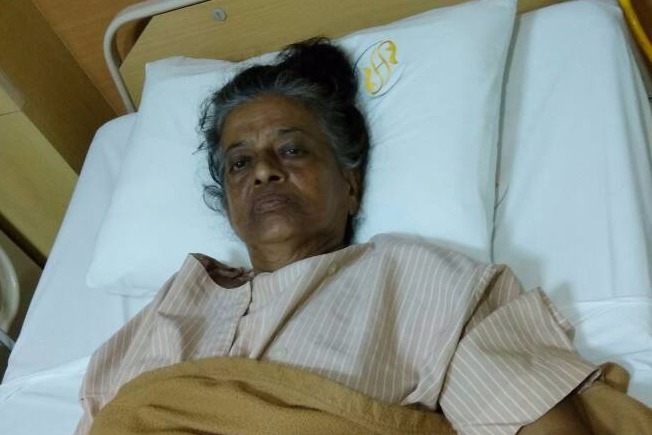 Help fund Mrs Alice Fernandes Cancer Treatment.