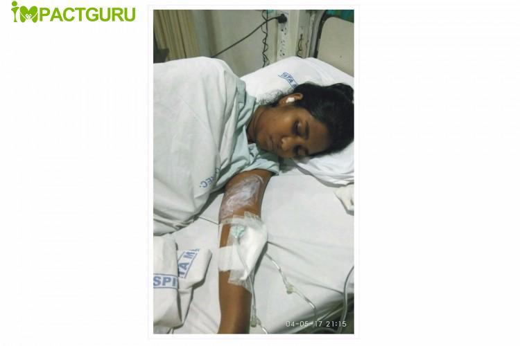 Help Adivasi girl Abha Ekka fight Blood Cancer for New Life