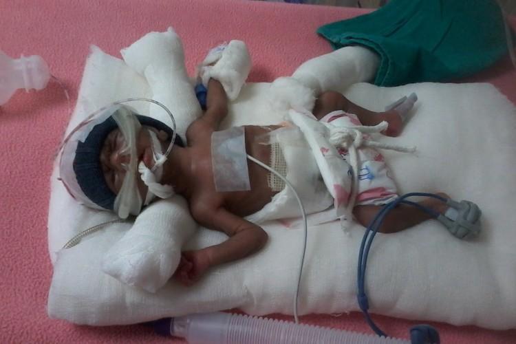 Help save my baby boy (B/o Kavita Kishor Satam)