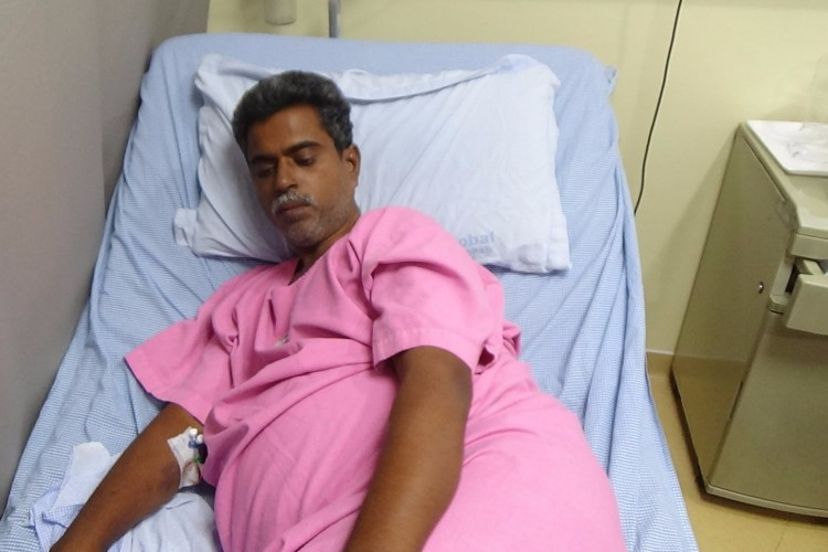 help laksmi narayana liver transplant