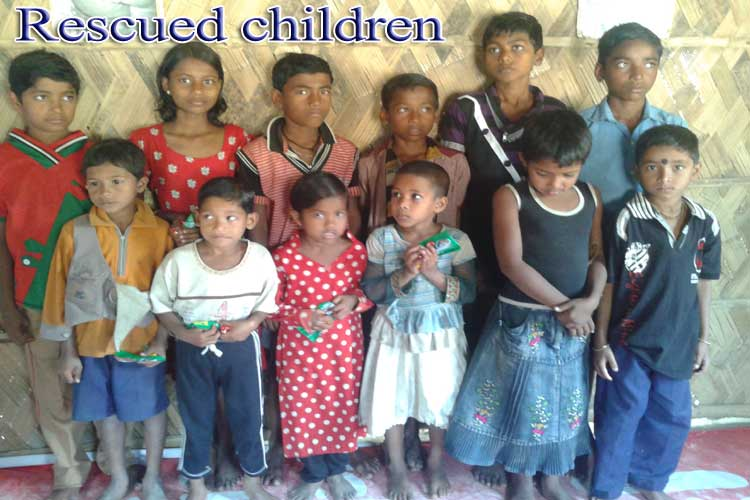 Save the children, stop child labour give education and medical help.