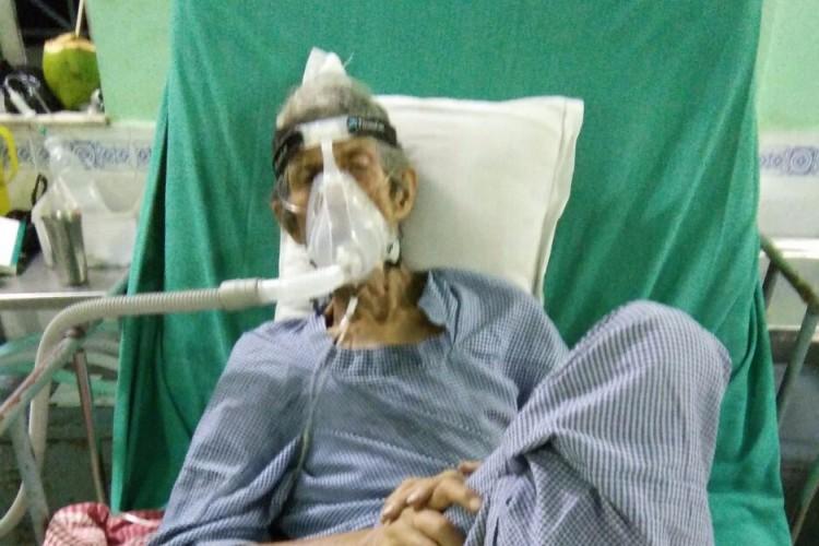 Help Fund Shamsuddin treat COPD