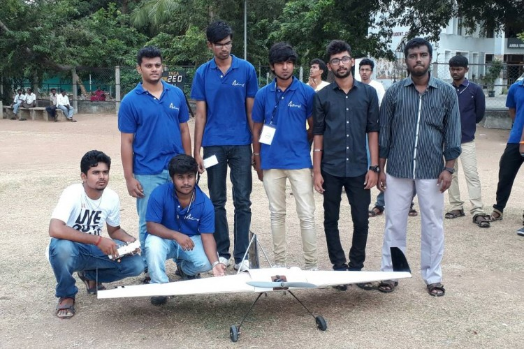 Help us built UAV to Win AeroDesign Challenge 2018 of SAEISS