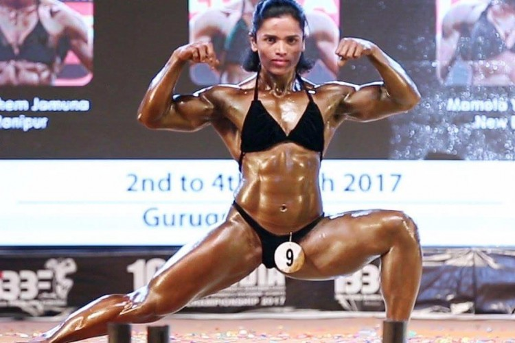HELP SAVE FEMALE BODYBUILDING
