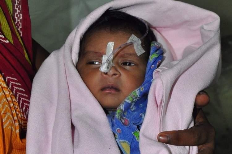 Baby Vaishnavi