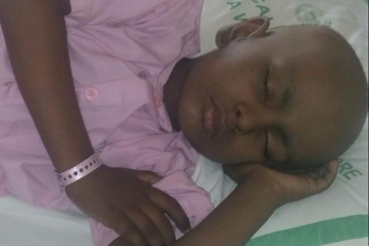 Help Dhairya with post BMT treatment.