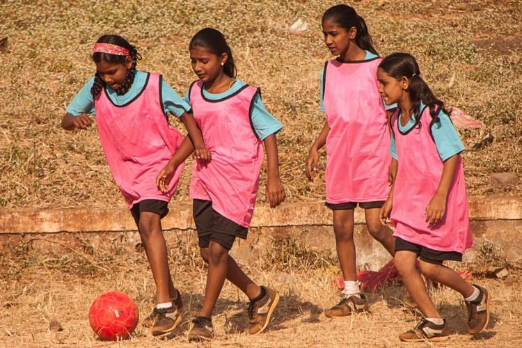 Help us Empower 80 at-risk Girls Through Soccer