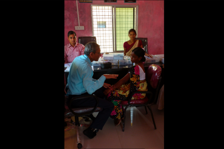 Niramay Health Care - physical health of the villagers