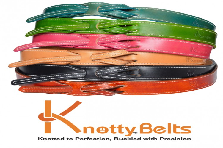 KNOTTY - Knotted to Perfection, Buckled with Precision!