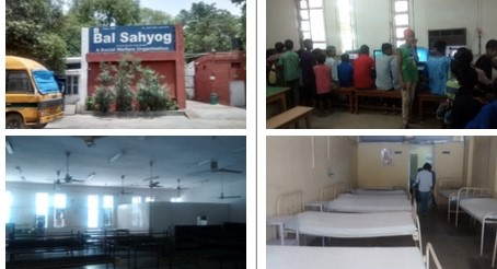 Bal Sahyog Shelter Home, New Delhi