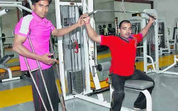 gym for poor people