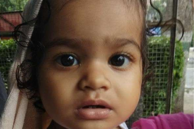 Help this little baby  Sriyansi fight Blood Cancer.