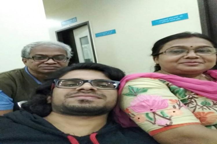 Funds for Sourav's Bachelors degree