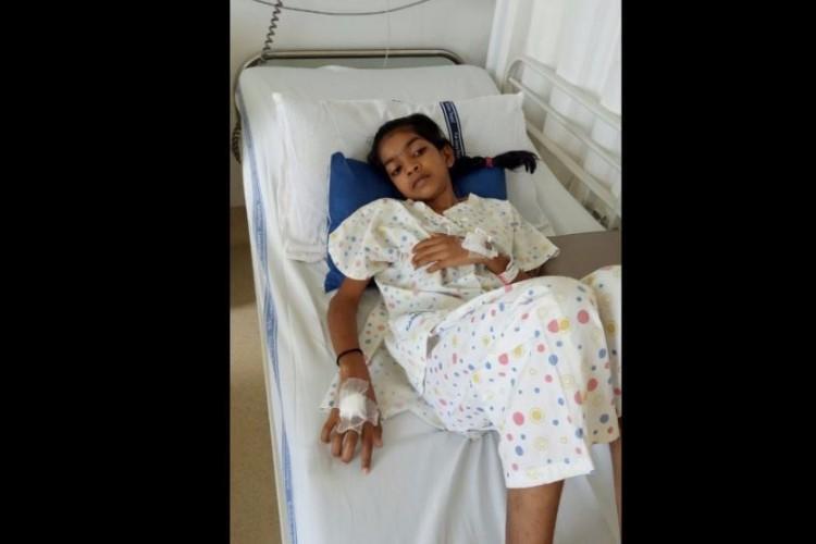Help for saniya sarfaraz Khan heart transplant surgery