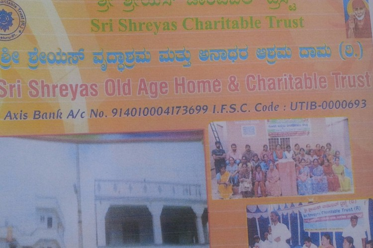sri shreyas charitable trust