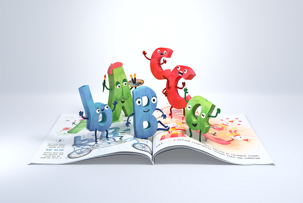 Learn Alphabet Effectively and Scientifically 1