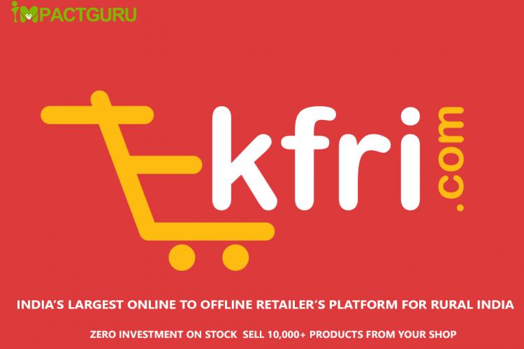 Zero Stock Online to Offline Rural Retailers Platform