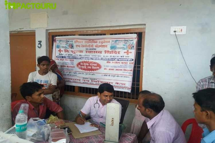 Help to open  hospital for poors who can't afford treatments