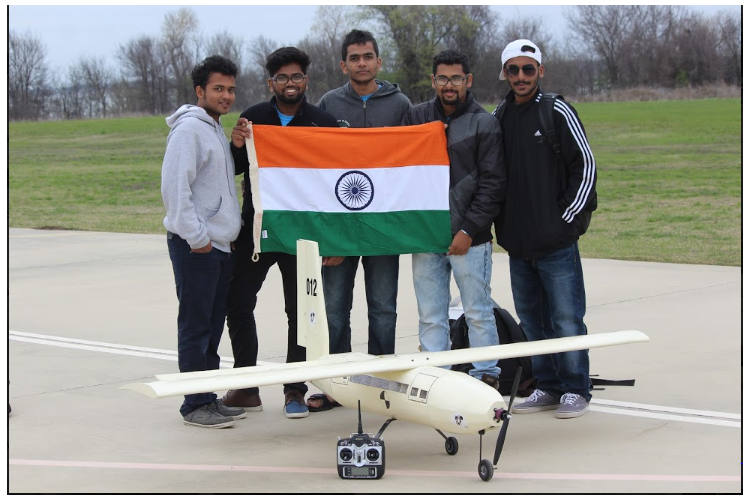 ARSYA is aero design team that built innovative RC plane
