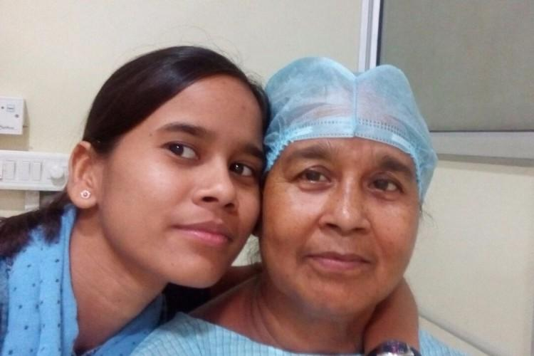 Help fund for Puspa s cancer treatment