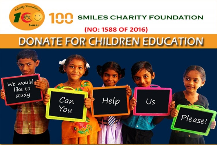 100SMILES CHARITY FOUNDATION