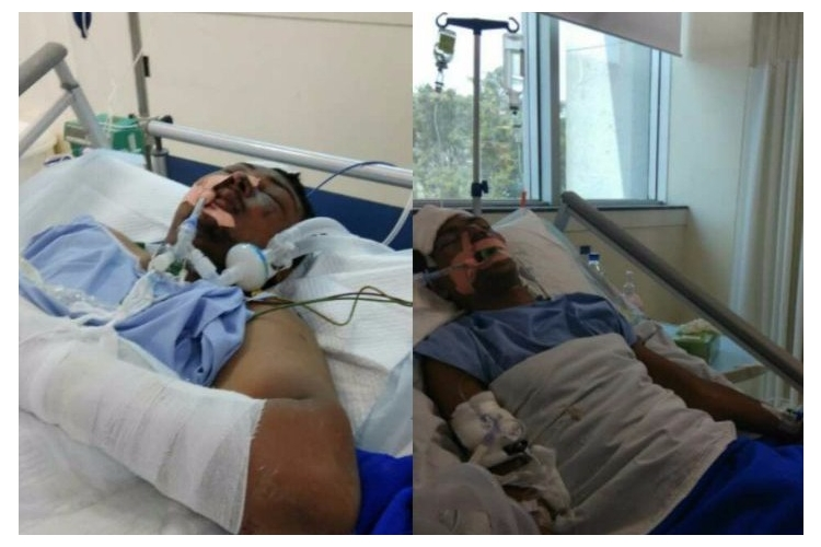 Help save Sushant and Lohith.