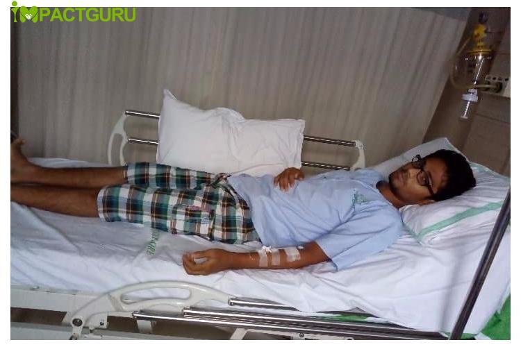 Help Fund for Sai Blood Cancer