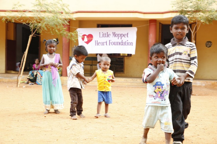 Little Moppet Heart Foundation