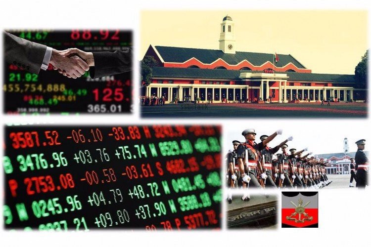 Fundraising for my Stock Market Trading, join the Army