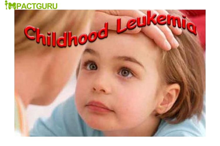 To fund young Lukemia patients