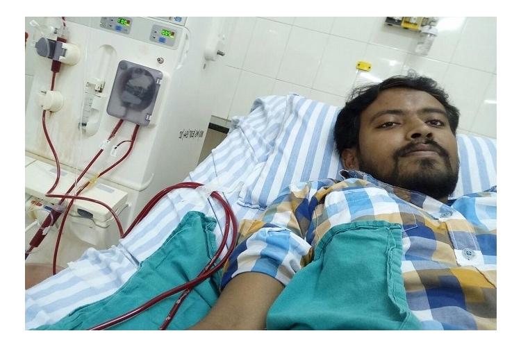 Help Manjunath for Kidney  Transplant Surgery