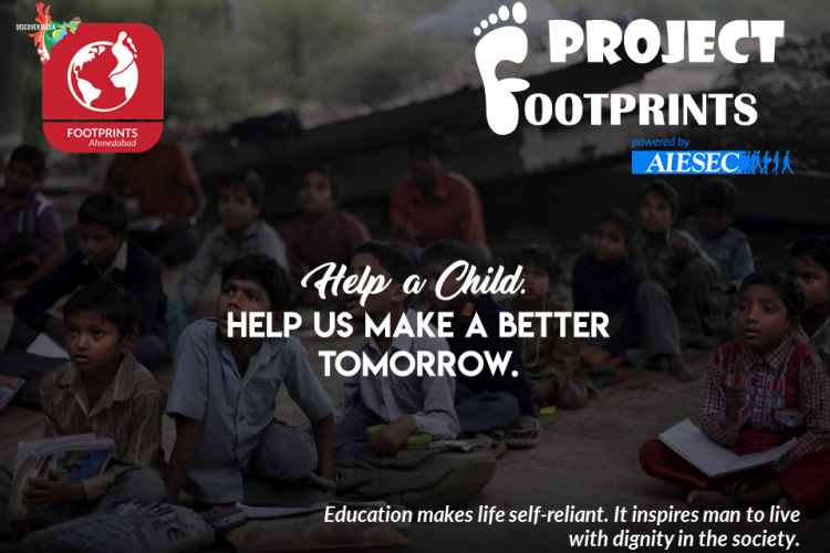 Project Footprints, An action towards better tomorrow