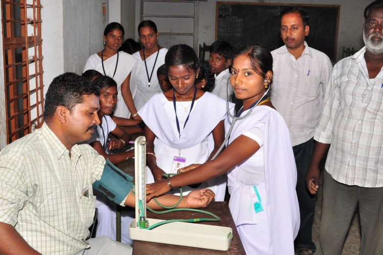 Help to reach  unreached by mobile care