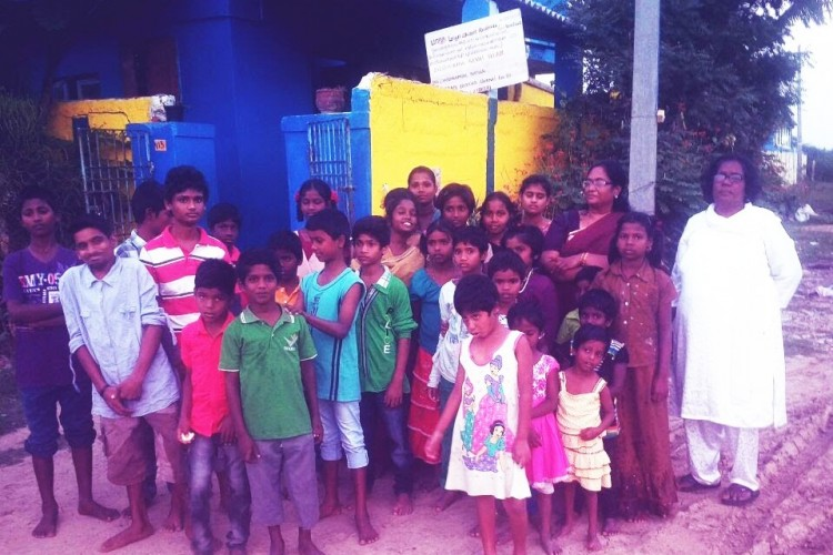 IT SKILL TRAINING TO ORPHANS AND UNDERPRIVILEGED CHILDREN