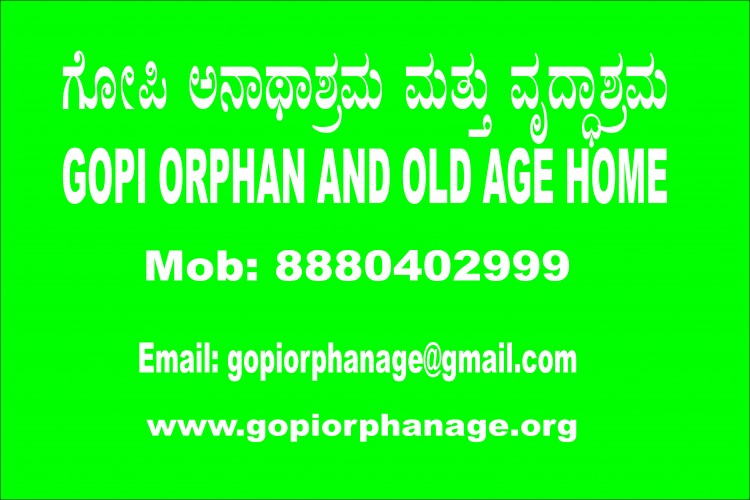 Gopi Orphan And Old Age Home