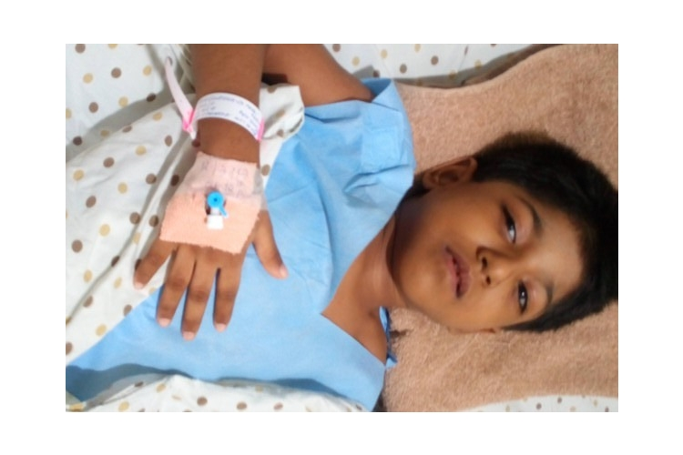Help Fund for Sweta Ongoing therapy treatment - Post surgery