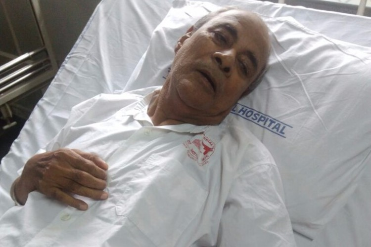 Help my father to fight with cancer